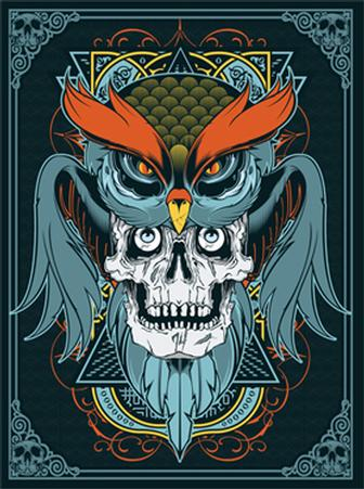 Create an iconic T-Shirt artwork