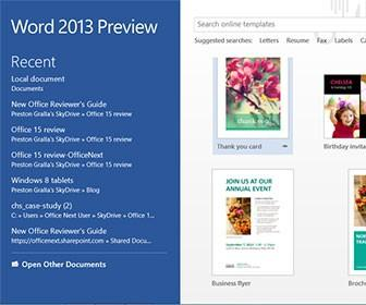 Microsoft Office 2013: what creatives need to know