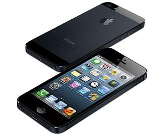 Apple iPhone 5 has with 4-inch screen; faster chip; thinner, lighter aluminium design