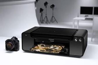 Canon launches Pixma Pro-1 flagship photo and artwork printer