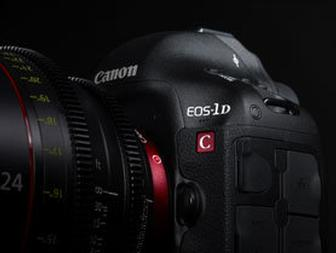 NAB 2012: Canon releases EOS-1D C digital SLR camera for movie and TV production