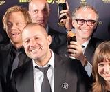 Apple awarded best ever Brand and Design Studio gongs at D&AD's 50th birthday party