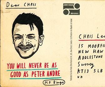 Mr Bingo's abusive-postcards project Hate Mail becomes a book