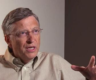 Microsoft's Bill Gates discusses Windows 8's natural user interface (NUI)