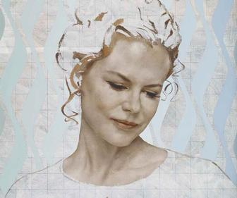 Exhibition brings together Jonathan Yeo's portraits of Nicole Kidman, Erin O'Connor & more