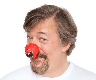 Tado discusses creating Comic Relief 2013 Red Nose designs