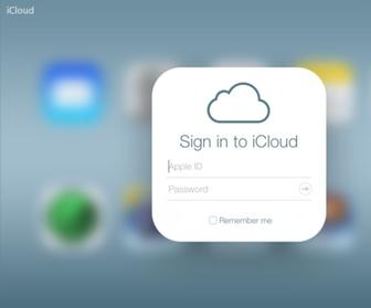 iCloud.com gets the iOS 7 design treatment