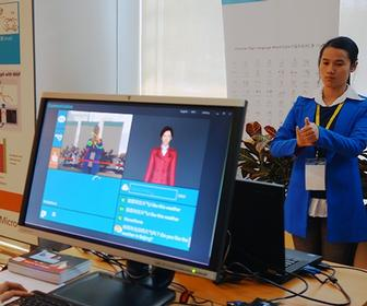 Microsoft uses Kinect to translate sign language