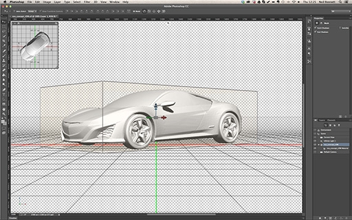 Honda Makes Concept Car Models Available For 3d Printing