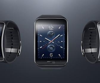 Samsung's Gear S smartwatch hands-on: it's just too big