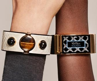 Intel unveils 3G snakeskin 'smart bracelet' - and it's a real product