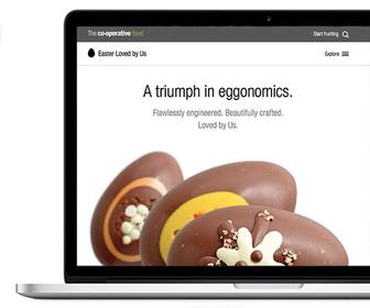 Co-op's Easter egg promo site is an Apple parody