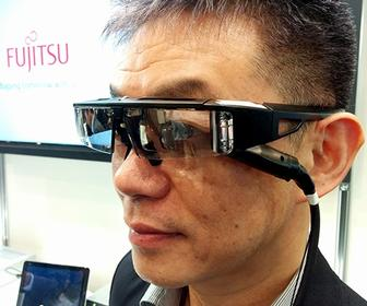 These smartglasses use lasers to fire images right into your retinas