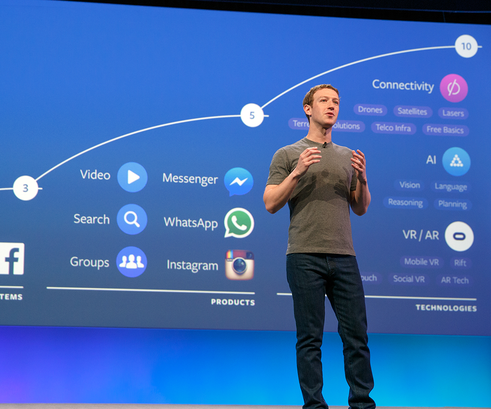 Mark Zuckerberg: 'Future VR headsets will look like a pair of glasses'
