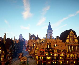 You Can Soon Explore the Great Fire of London with Minecraft