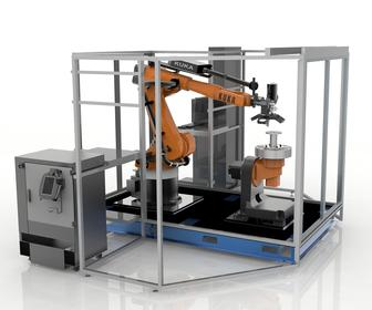 Stratasys unveils mega, robotic 3D printers to build large things
