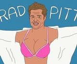 26 one-second animations celebrate boob slang for Breast Cancer Awareness Month