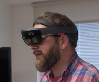 Microsoft HoloLens hands-on review