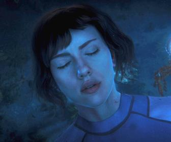 A 'deep dive' into Ghost In The Shell's meditative underwater scene