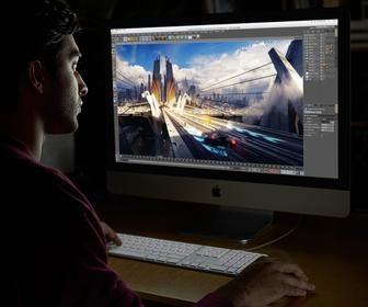 Apple will release the iMac Pro on December 14
