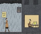 Illustrator Tom Gauld on how he draws his wryly funny literary cartoons
