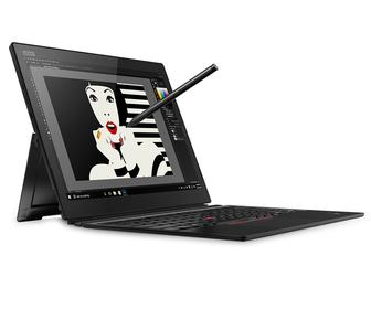 Lenovo's ThinkPad X1 is a light tablet PC with a large screen you can draw on