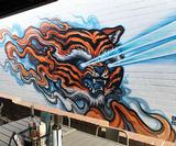 These bright, bold murals celebrating craft beer are by artists including Timothy Goodman