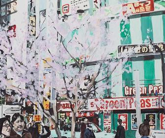 Alice Tye on blurring the line between fine art and illustration with Japan as her muse