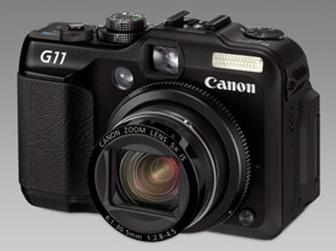 Canon PowerShot G11 review