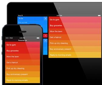 Clear iOS 7 review: the best to-do app for iPhone comes to the iPad
