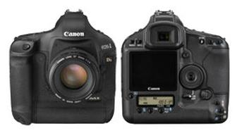 Canon EOS-1D Mark III review