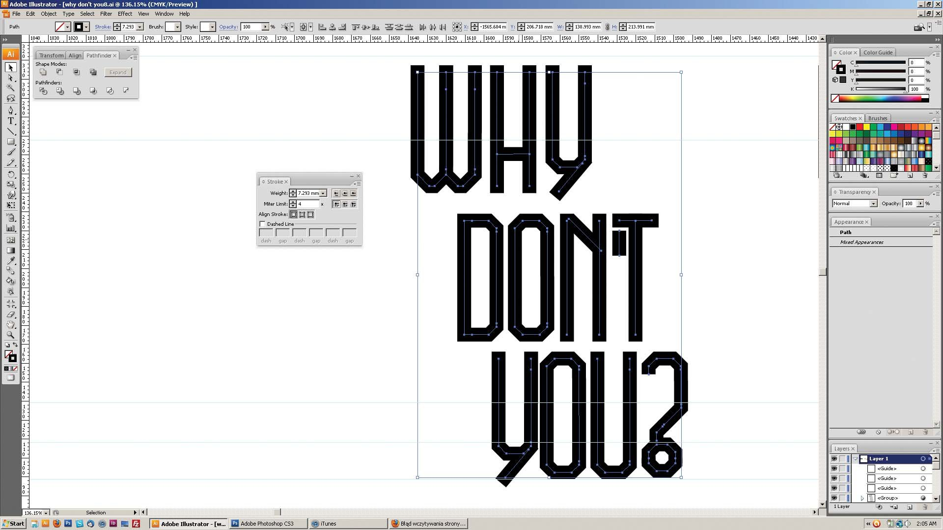 Adobe Illustrator Tutorial Create Gold 3d Type Encrusted In Jewels Electronics Sections 1620 Digital Arts