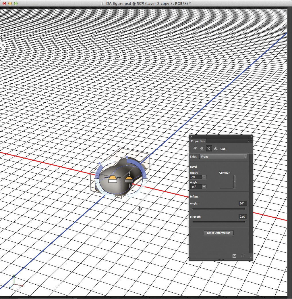 how to create 3d prototypes with photoshop cc