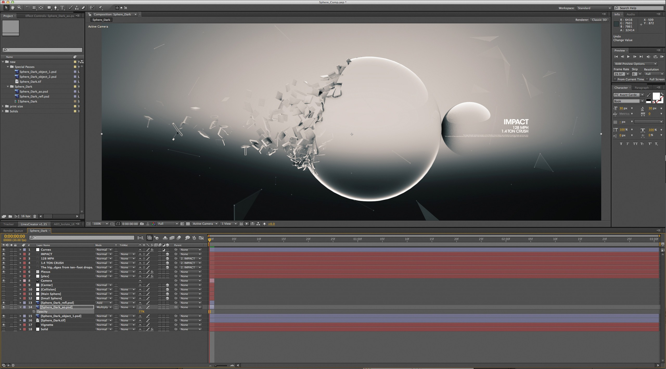 After effects maxon cinema 4d tutorial create stunning Make your own 3d shapes online