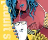 Man-Tsun illustrates new Adult Swim poster series