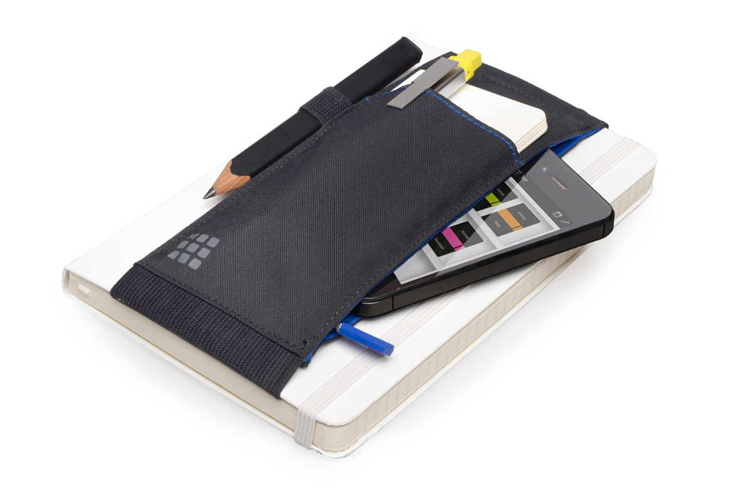Moleskine Tool Belt lets you strap your pens and phone to ...