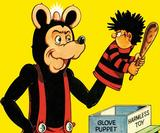75 years of Beano Annual covers on show at St Pancras station