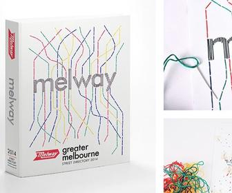 Hand-made redesigns of book covers