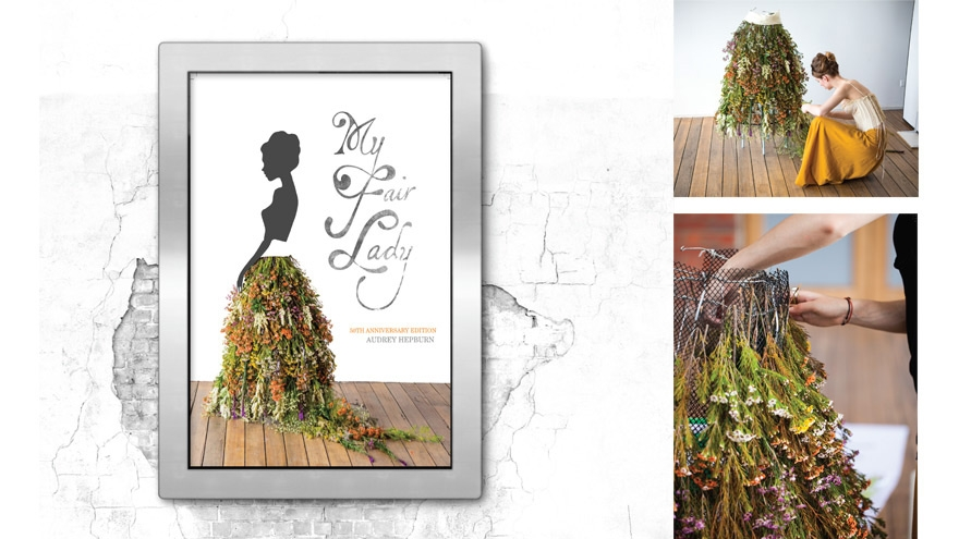 Hand Made Redesigns Of Book Covers Digital Arts