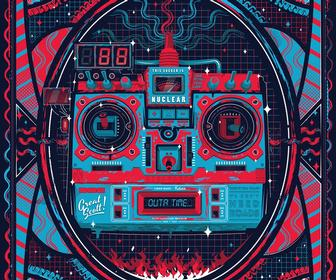 These brilliant posters celebrate next month's Back To The Future Day