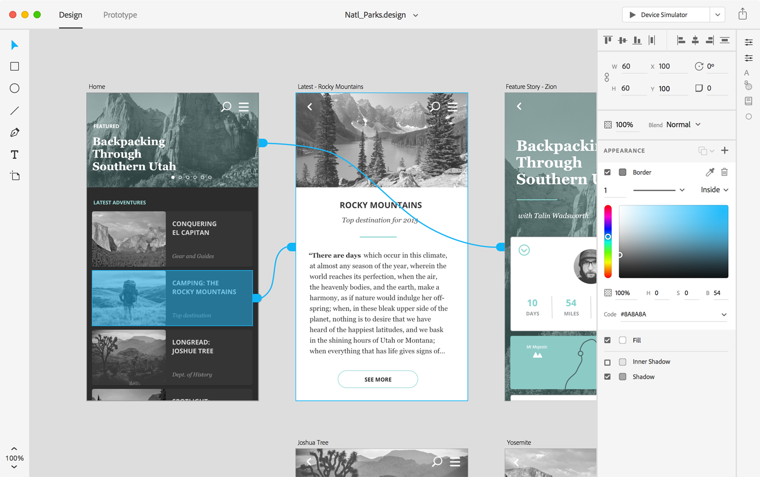 Adobe Xd Download And Updates Adobe Xd For Mac Windows