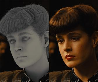 How MPC recreated Rachael for Blade Runner 2049