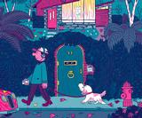 Illustrator Andrés Lozano on his improv line work, brazen use of colours & hand sketching