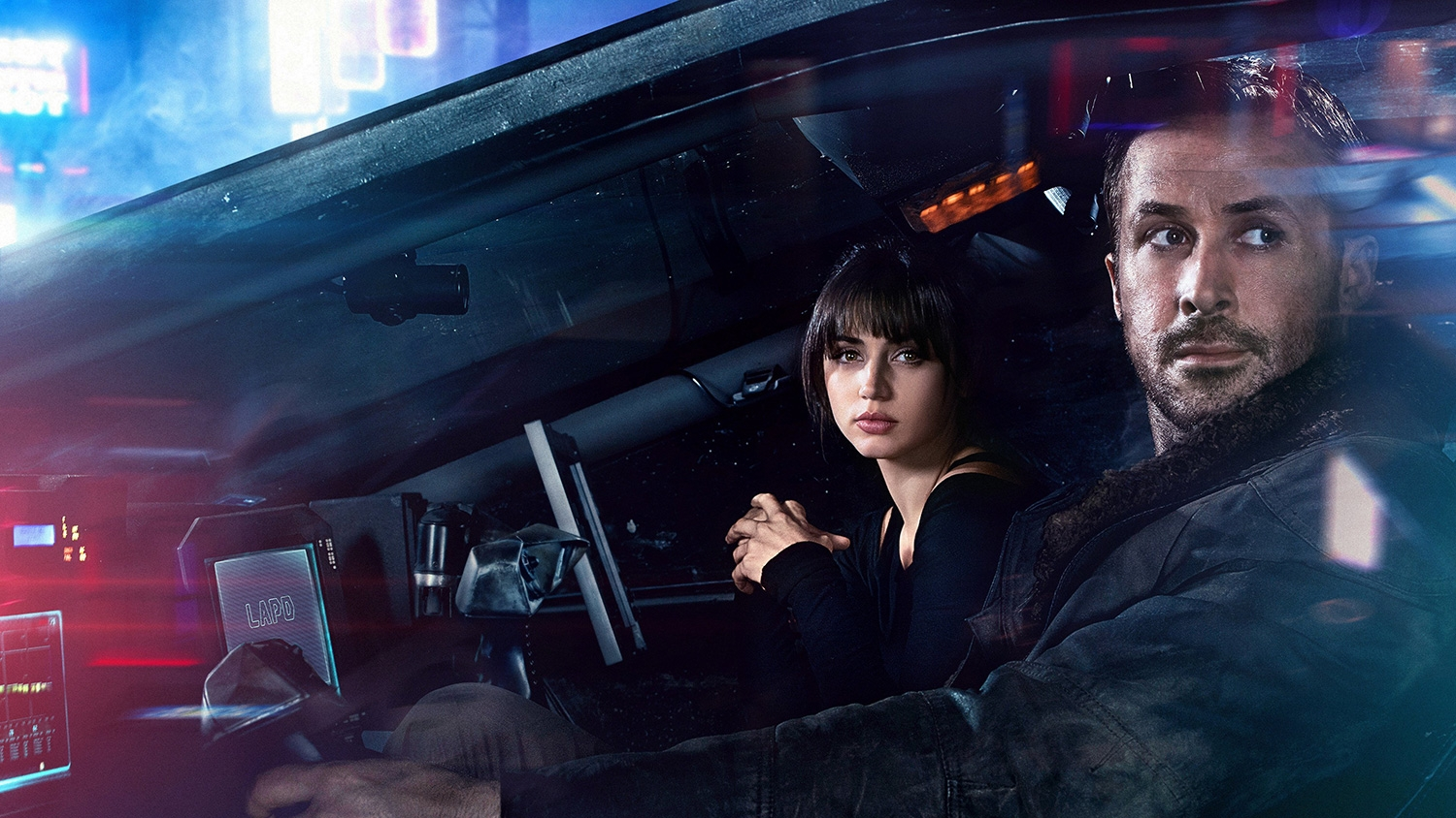 See inside the motion design studio behind Blade Runner 2049, Ghost In The Shell and Prometheus' graphics